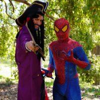 Adventurer Spiderman Super hero parties