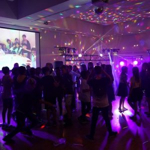 Perth Party Time School Graduation Party Disco Dance